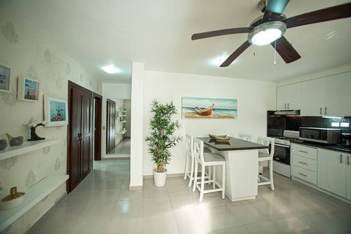 Affordable one bedroom unit for rent in Sosua.