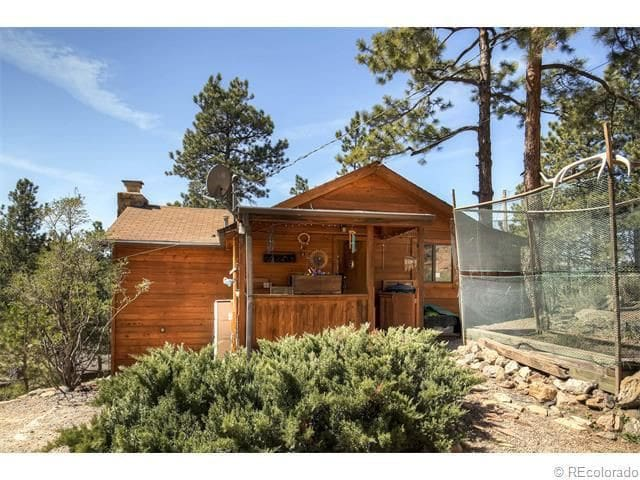 2 bdr 2 bath cabin - Evergreen - Ev