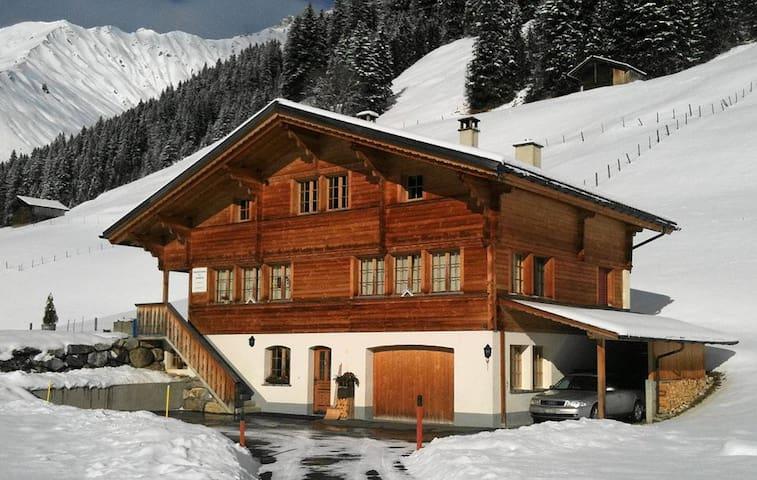 Chalet Fitzer - Adelboden - Lägenhet