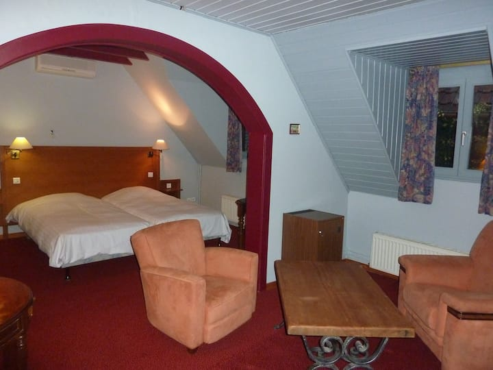 Chez Norbert, Chambre Grand Cru Alsace