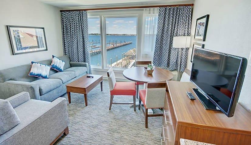 Living ...room view varies