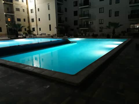 Charming one bedroom apartment in Bugibba