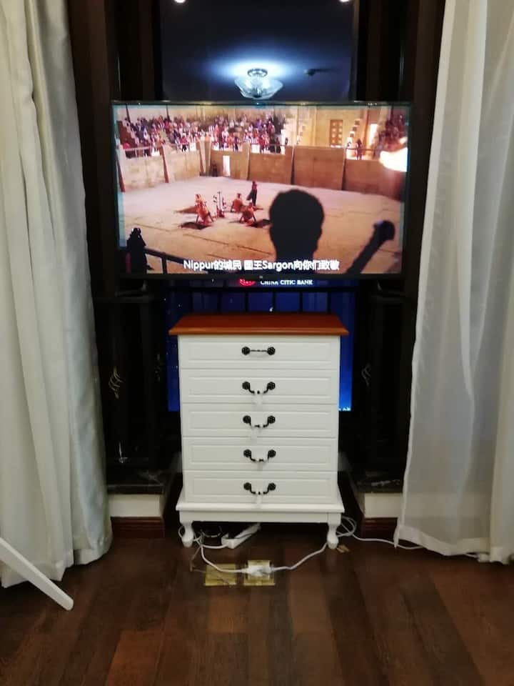 嘉兴南湖   配按摩椅喝养生茶服务公寓19