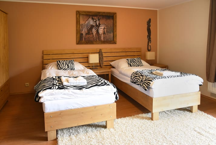 Africa House - Zlín