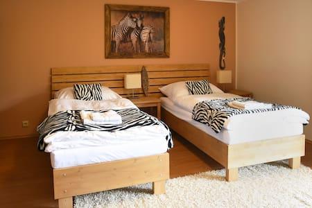 Africa House - Zlín - Casa