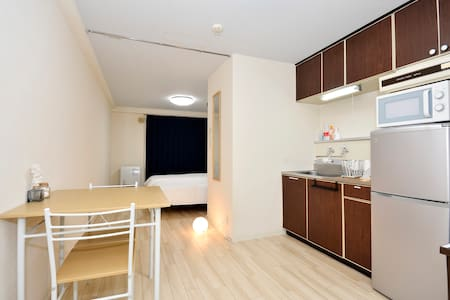 New hotel U3R #302 in Sapporo city