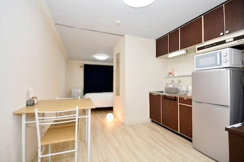 New hotel U3R #302 in Sapporo city