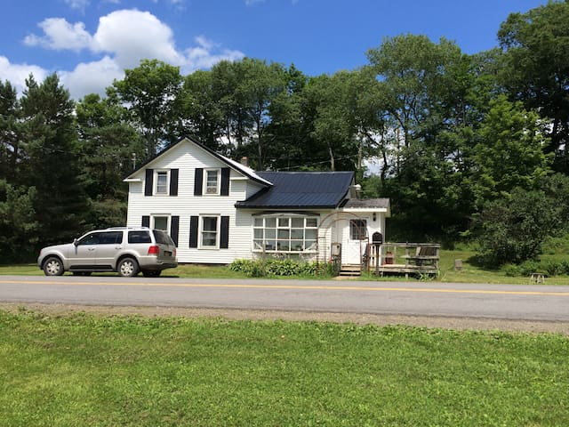 upstate New York Quiet Cottage/nearCooperstown