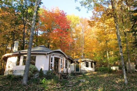 Eco-retreat on 25 acres in the Green Mountains! - Granville