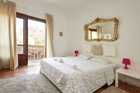 Room w/ Terrace & Mountain Views - Sintra