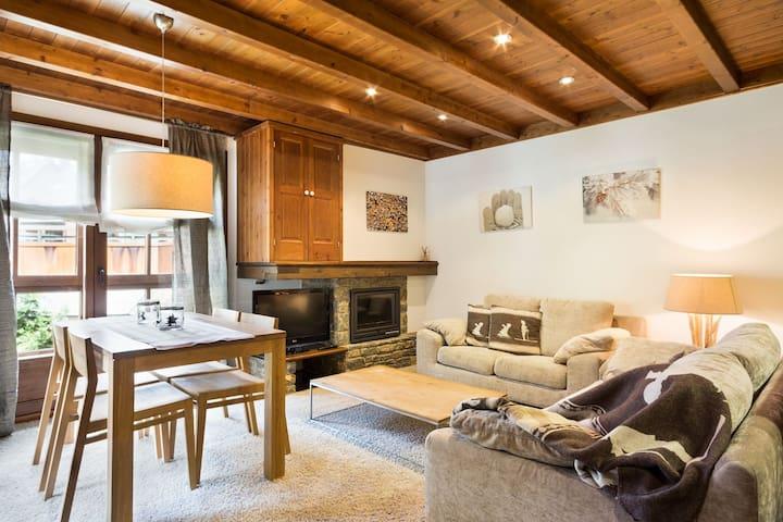 Luderna - Apartamento Val de Ruda A4 Montpius