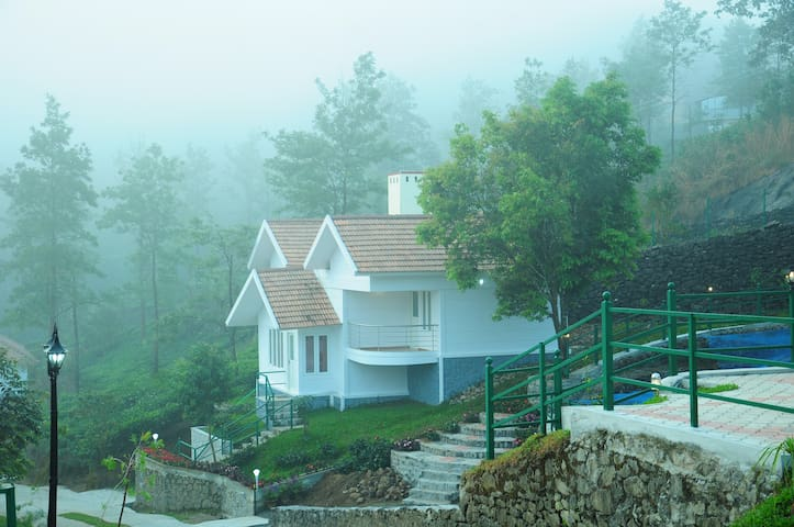 Hill View Home Stay, Vagamon - Vagamon - Bed & Breakfast