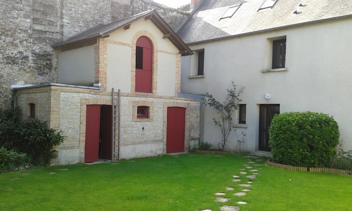 Appartement meublé en Normandie