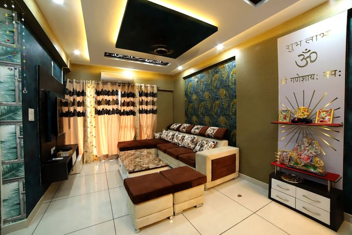Living space, comfortable, modern, luxurious