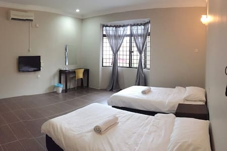 Long Stay - Scholl Room for 2 - Muar - Huis