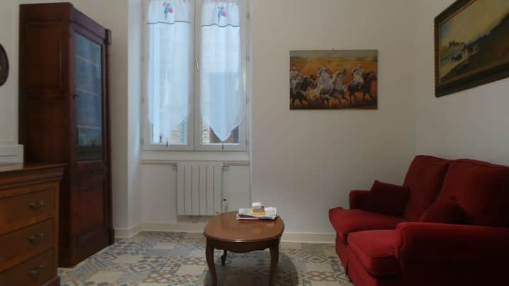 Appartement quartier historique prêt du centre