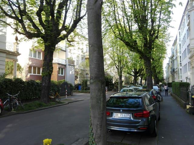 Im Herzen von Bonn 2 Zimmer Wohnung