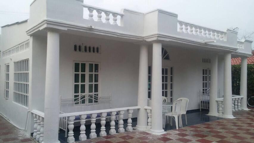 Maravillosa Casa Quinta de Melgar - Melgar - Casa