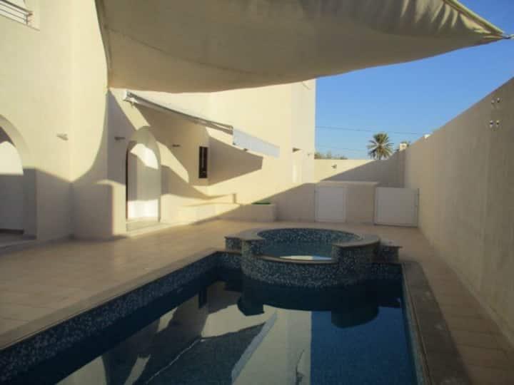 Residence Djerba - 3 pièces rdc - sécurisée