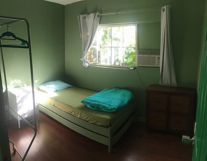 petite private room in central orange county