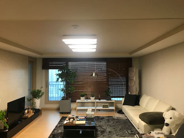 Brand New & Luxury Apartment near Pankyo & Jamsil
