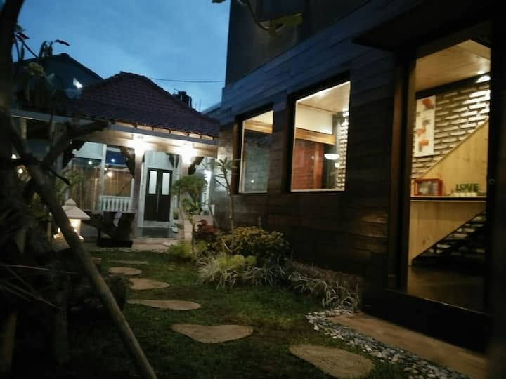 Cozy Green House renon bali