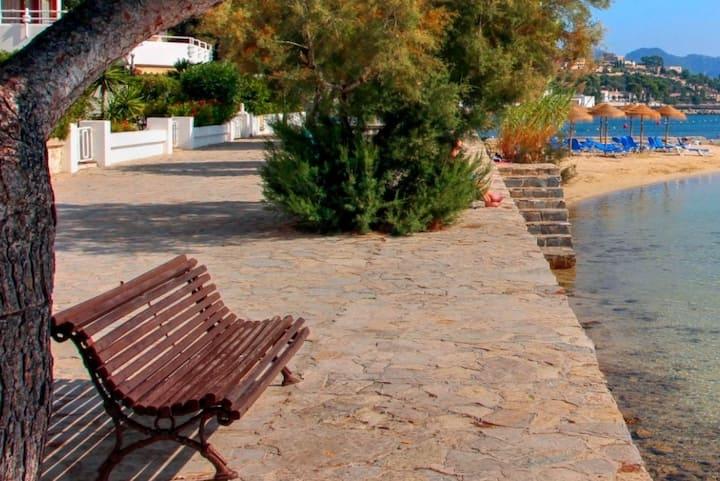 Casa Puerto Pollensa con jardín cerca de la playa