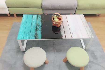 【春之味】爷爷奶奶的老屋/50平一室两厅温暖舒适小屋/15年新装修 - 乌鲁木齐 - Wohnung