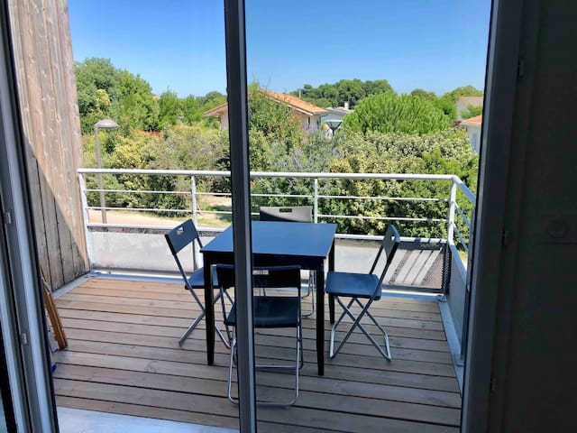 Appartement 2 rooms in Seignosse
