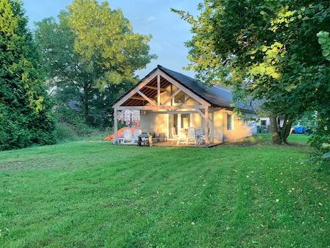 """Rural bungalow """"De Kleine Wulfter""""."""