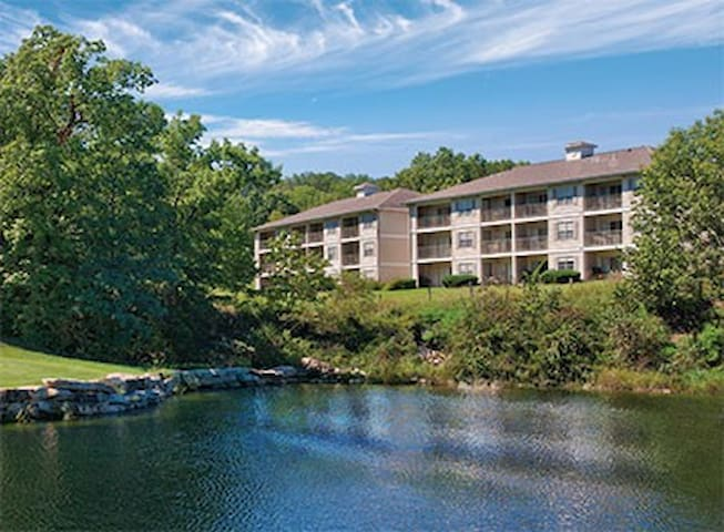 Wyndham / Worldmark Branson resort studio