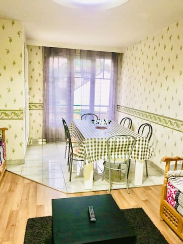 Appartement tout confort proche d'Orly et Paris