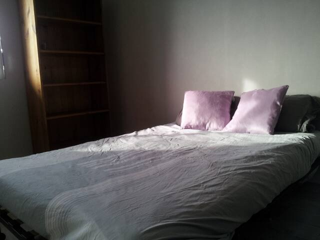 Chambre lumineuse à la Charmeraie - Mâcon - Lägenhet
