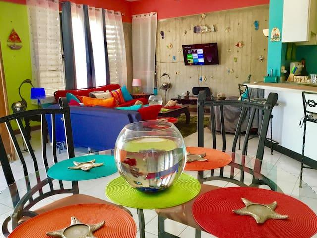 Relax & Cozy Parguera Beach Mansion!
