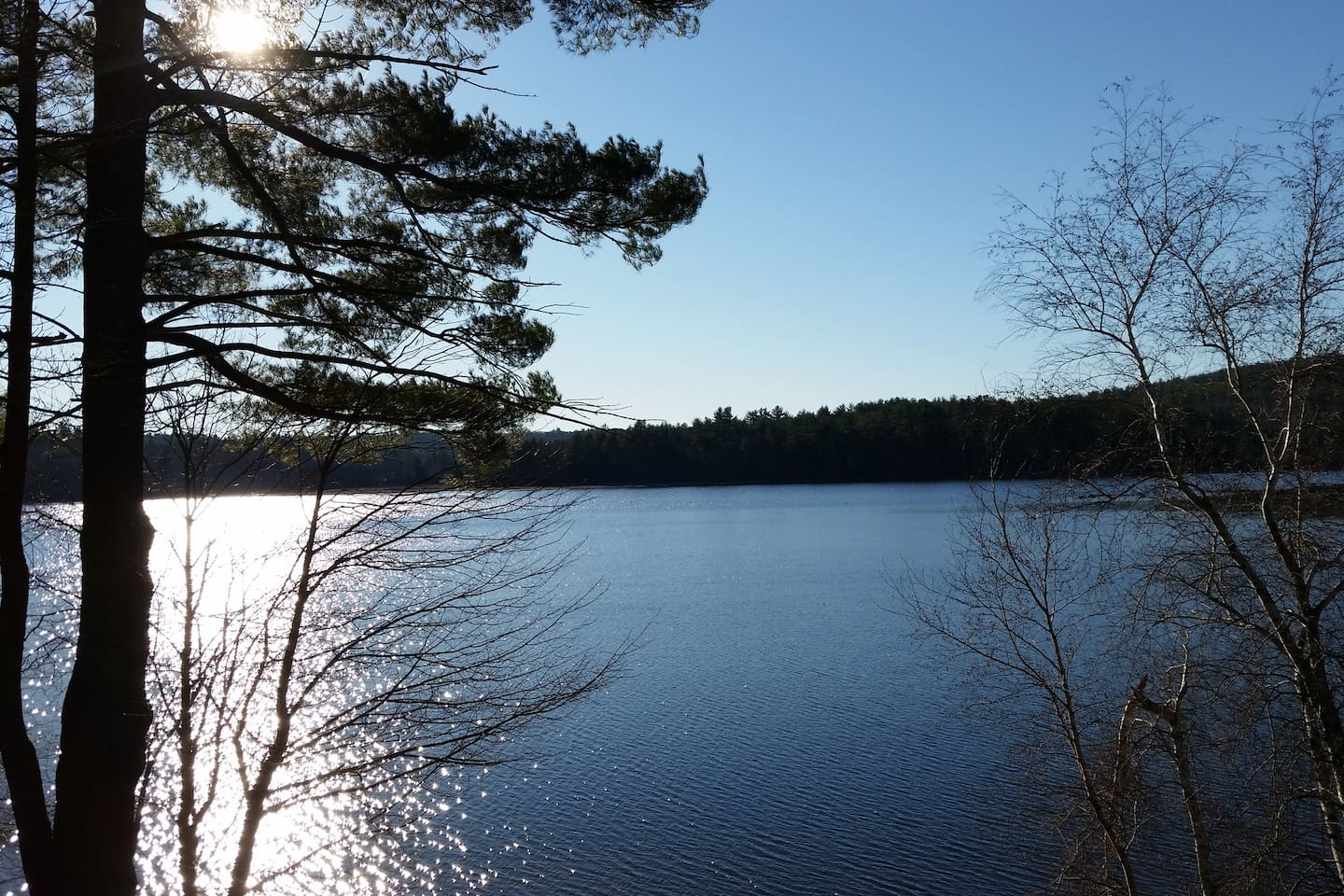 Lake Front Cottage Southern NH - Houses for Rent in Raymond, New ...
