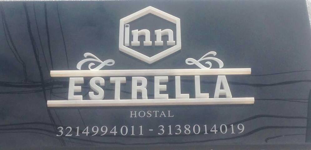 Hostal ESTRELLA Inn. NUEVO - Manizales - Huis