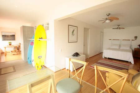 Luxury OneBedroom Apartment infront señoritas Wave - Punta Hermosa - 公寓