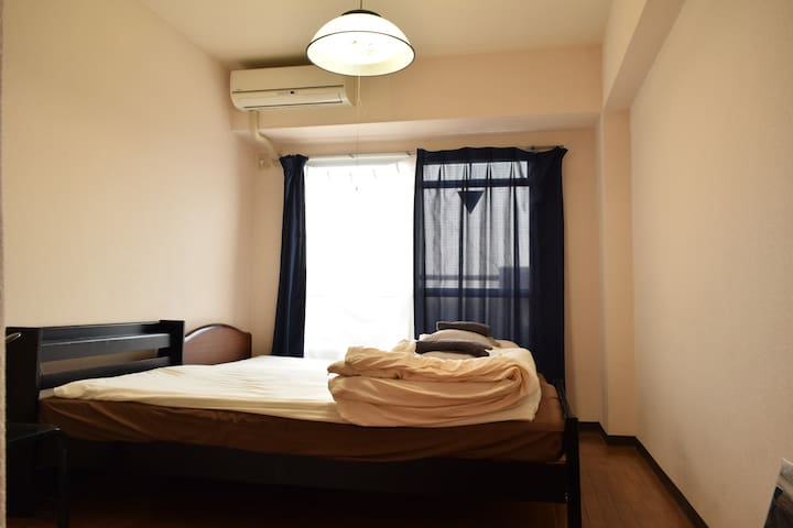 E3 New! KYOTO private APT. free pocket wifi - Nakagyo Ward, Kyoto - Квартира
