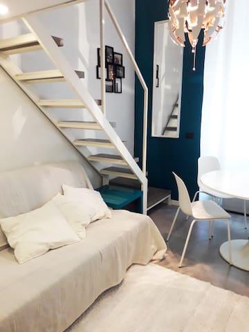 Cozy & Smart  Studio in CENTER-NICE