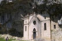 santuario del redentore (pilgrims ' paths) location of formia