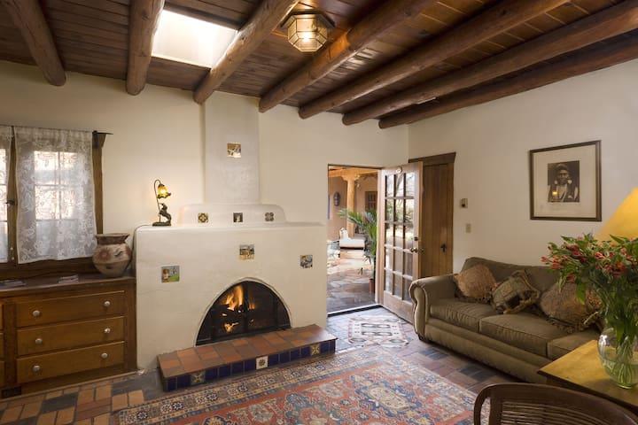 The Nicholas Suite in the Hacienda Nicholas - Alexander's Inn - Hacienda Nicholas - The Madeleine