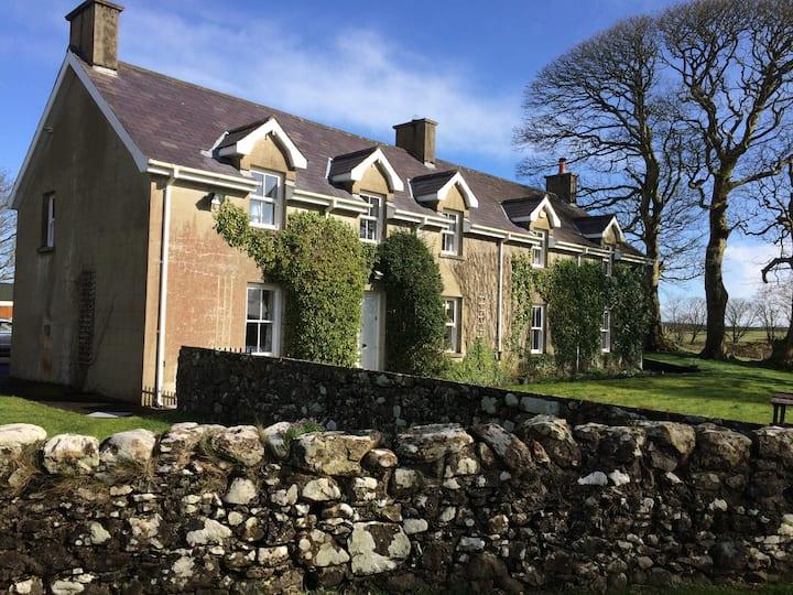 Beautiful house near the North Antrim Coast