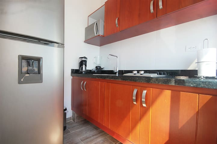 Apartment with view to the bay of cartagena -1404A - Cartagena - Hus