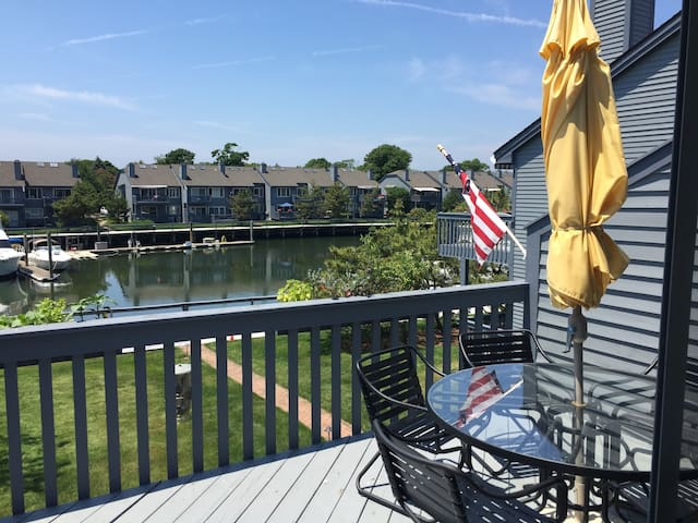 Spectacular waterfront condo on Long Island Sound - Norwalk - Συγκρότημα κατοικιών