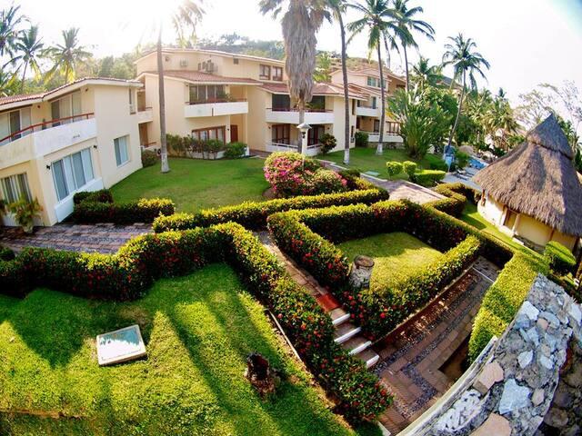 Villa del palmar Manzanillo