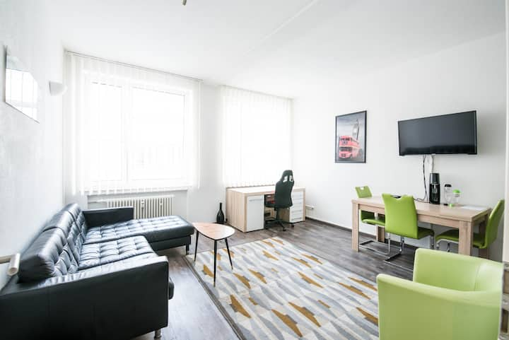 CentralApartmentsAalen City-Studio 31