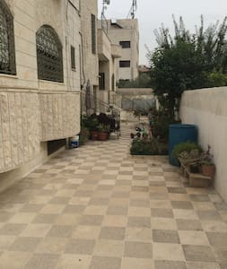A cozy furnished one bedroom basement flat - Amman