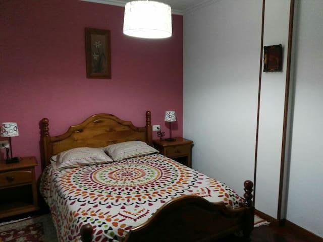 Atico dos dormitorios, sofa cama - Vilagarcía de Arousa - Lägenhet