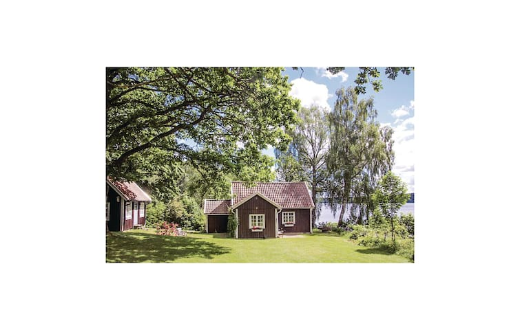 Holiday cottage with 2 bedrooms on 57m² in Dals Långed