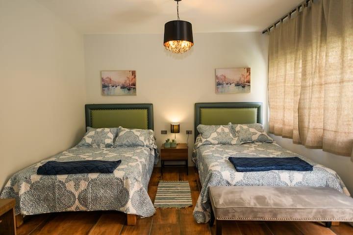 Casona 511 Yanahuara (Loft 2 camas dobles)